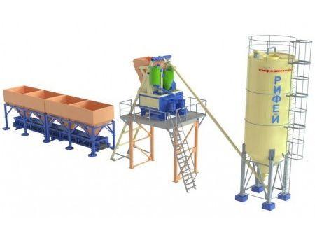 Бетон завод 45 гладилка для бетона телескопическая купить в леруа мерлен