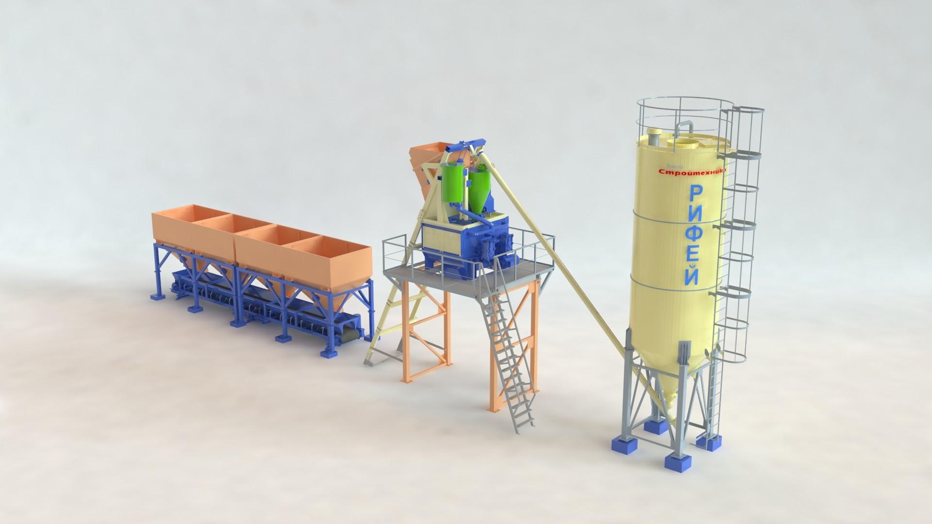 Бетонный завод рифей бетон 60 бетон дегеніміз